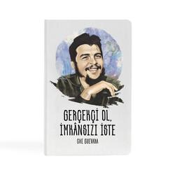 KG Hediyelik Eşyalar - Che Guevara - 13x21 Büyük Defter