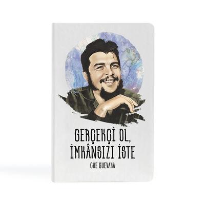 Che Guevara - 13x21 Büyük Defter