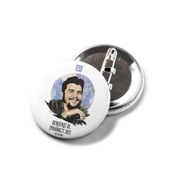 KG Hediyelik Eşyalar - Che Guevara - İğneli Buton Rozet