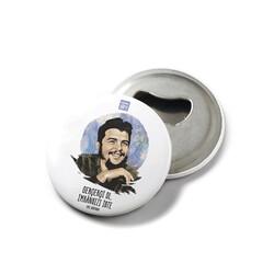 KG Hediyelik Eşyalar - Che Guevara - Mıknatıslı Açacak Rozet