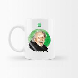 KG Hediyelik Eşyalar - Einstein - Kupa Bardak