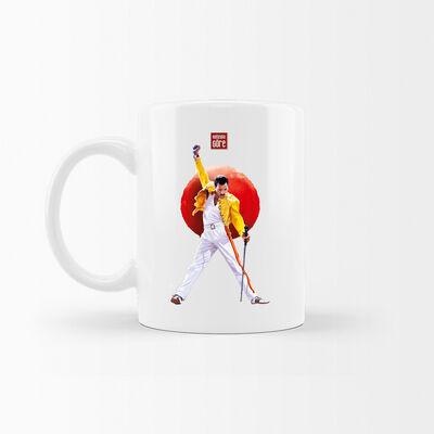 Freddie Mercury - Kupa Bardak