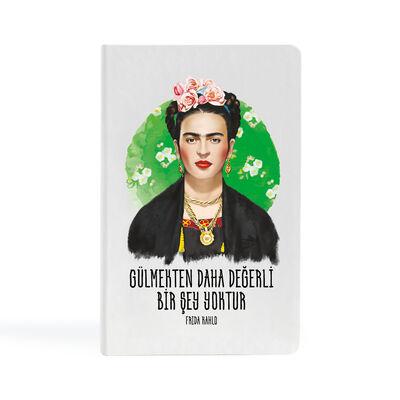 Frida Kahlo - 13x21 Büyük Defter