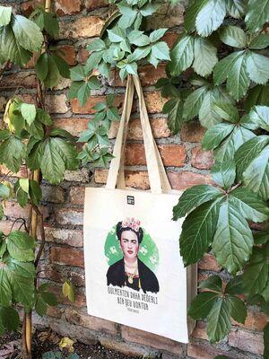 Frida Kahlo - Ham Bez Çanta