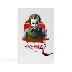 KG Hediyelik Eşyalar - Joker - 13x21 Büyük Defter