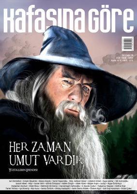 Kafasına Göre Dergi 30. Sayı