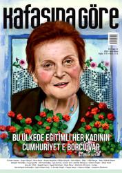 KG Dergiler - Kafasına Göre Dergi 31. Sayı