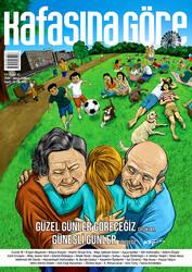 KG Dergiler - Kafasına Göre Dergi 32. Sayı