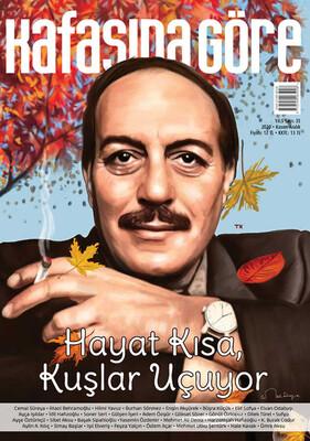 KG Dergiler - Kafasına Göre Dergi 35. Sayı
