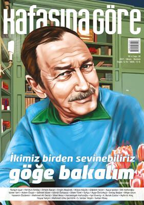 KG Dergiler - Kafasına Göre Dergi 38. Sayı