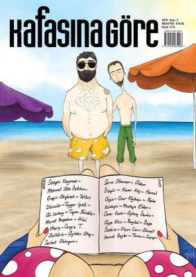 Kafasına Göre Dergi - Sayı 3