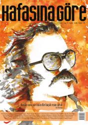 Kafasına Göre Dergi - Sayı 11 - Thumbnail