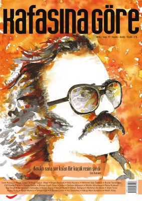 Kafasına Göre Dergi - Sayı 11