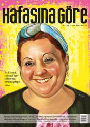 KG Dergiler - Kafasına Göre Dergi - Sayı 13