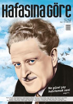 Kafasına Göre Dergi - Sayı 17
