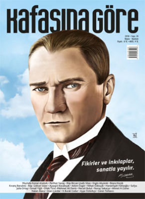 Kafasına Göre Dergi - Sayı 20