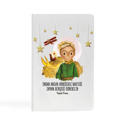 KG Hediyelik Eşyalar - Küçük Prens (2) - 13x21 Büyük Defter