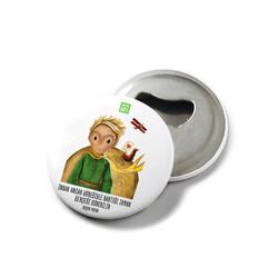 KG Hediyelik Eşyalar - Küçük Prens - Mıknatıslı Açacak Rozet