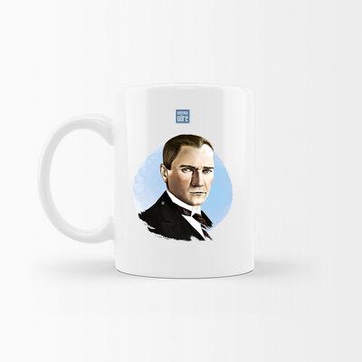 Mustafa Kemal Atatürk - Kupa Bardak